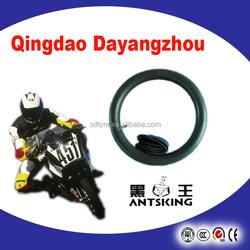 Factory butyl inner tube for motorcycle tyre(325-17) motorcycle butyl rubber inner tube with CIQ CO SNI ISO9001:2008 BV