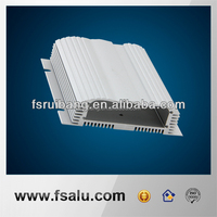 extruded or milled waterproof aluminum box