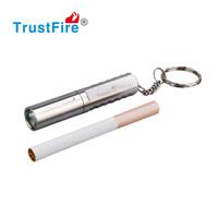 Elf flashlight Trustfire promotional mini-03 200 lumen XP-G R5 stainless steel led mini flashlight