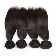 India hair machine weft wholesale price 100% India human hair