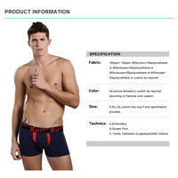 individual part time job wholesale custom men underwear