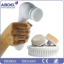 Enjoy Smoother, Softer, Clearer Looking Skin Waterproof Facial & Body Cleansing Massager