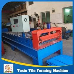 Hot selling asphalt corrugated sheet forming machine