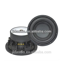 500-1200W RMS speaker subwoofer with high performance made in China