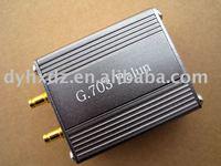 SAA CC4 1.0/2.3 female to RJ45 balun adapter