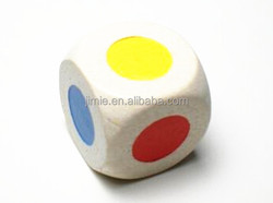 Koplow Games 6 Color Dot ,custom 6 sided Big Dice