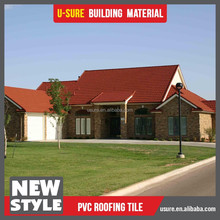 Predominant brightly colored flat roof house plans