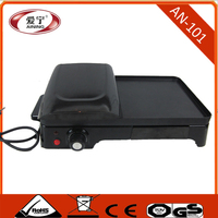 Aining Electric Griddle and Grills With PF Oil Pot
