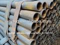 el ppd tuberíaestándar 40 horario de tubería de hierro negro