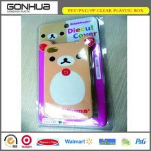 mobile phone shell blister packaging,cell phone case clamshell packaging,handsets shell plastic trays