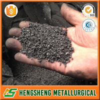 High Carbon calcined petroleum coke for steelmaking coke calciner