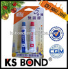 Fast Curing adhesive (household glue)