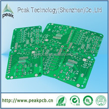 fr4 1.6mm double sided pcb, reliable pcb manufacturer