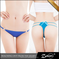 Factory Direct Sale Young Girls Cotton G String Sexy Panty