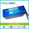Top quality 12V 30Ah lifepo4 battery for golf trolley