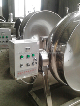 stainless steel electrical Jacketed kettle