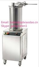 High efficiency electric industrial sausage making machine, sausage filling machine, sausage stuffing machine