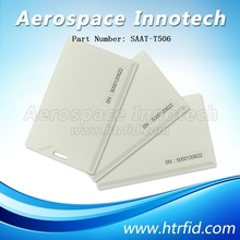 Dual RFID tag, 13.56MHz and 2.45GHz active RFID card