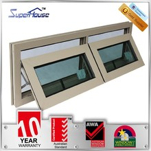 10years warranty soundproof awning window cheap house windows for sale