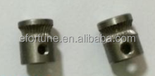 MK8 Stainless Steel Extrusion Gear- ID 5mm,OD 9.04mm, 11mm length(3mm or 1.75mm)