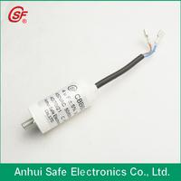 cable cbb60 motor capacitor 450vac 4uf screw
