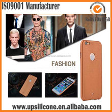 factory wholesale pu leather phone case, leather cell phone sleeves