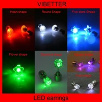 Led Earrings / Flashing Led Earring/ Led Earing