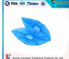 dental lab materials disposable waterproof PE shoe cover