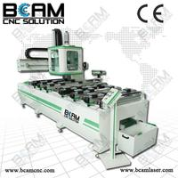 ATC single arm solid wood furniture cnc router/woodworking machine for wooden furnitures and doors and windows 1325F