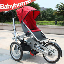 Baby stroller kids stroller taga bike beisier bike mother and baby stroller bike EN1888
