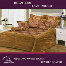 China Products Matching Bedding And Curtains
