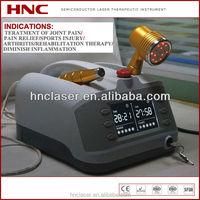 China factory medical handy laser acupuncture physiotherapy equipment for home & clinic use, relieving body pain