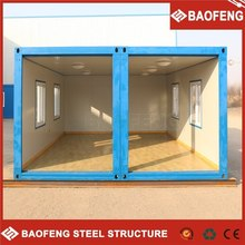 recyclable light luxury prefabricated customized container house living