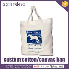 Unique Canvas Tote Bag Hand Drawing Canvas Bag