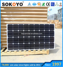 High Efficiency 5W--300W Grade A solar panel factory price