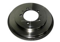 ISO/TS 16949 certified OEM standard 240mm disc rotor