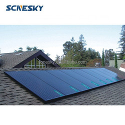 house hold heat exchangers solar pool collector