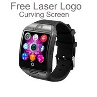 Online wholesale shop 128M+64M gv09 smartwatch phone