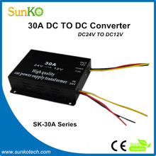 High Efficiency 30amp switch mode converter High Quality dc dc module Best voltage step down converter CE RoHS Compliant SunKo