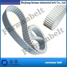 High temperature resistant Industrial Cogged timing belt/EP NN CC timing belt rubber belt