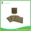 económico y atractivo de bambú estera