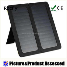 portable solar panel charger/solar mobile phone charger/solar power bank charger