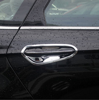 automobile exterior accessory for Ford Mondeo chrome door handle bowl