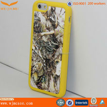 fancy shenzhen custom cell phone skin cover for iphone 6 plus supplier