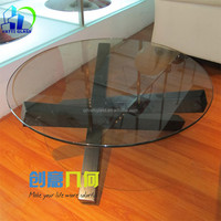 China manufacturer high quality 3-19 mm toughened glass rates