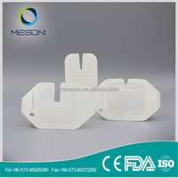 Medical adhesive transparent dressing iv cannula