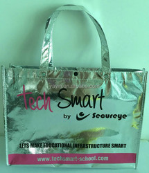 Wholesale Cheap Waterproof Recycled Cheap Nylon Foldable Shopping Bag