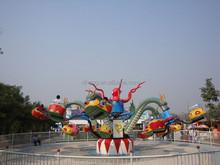 2015 amusement rides Luxury Swinging octopus for sale