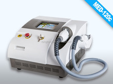 Higher energy, best cooling system, permanent hair removal shr machine