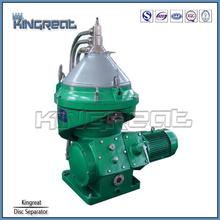 fuel oil centrifugal separator westalia